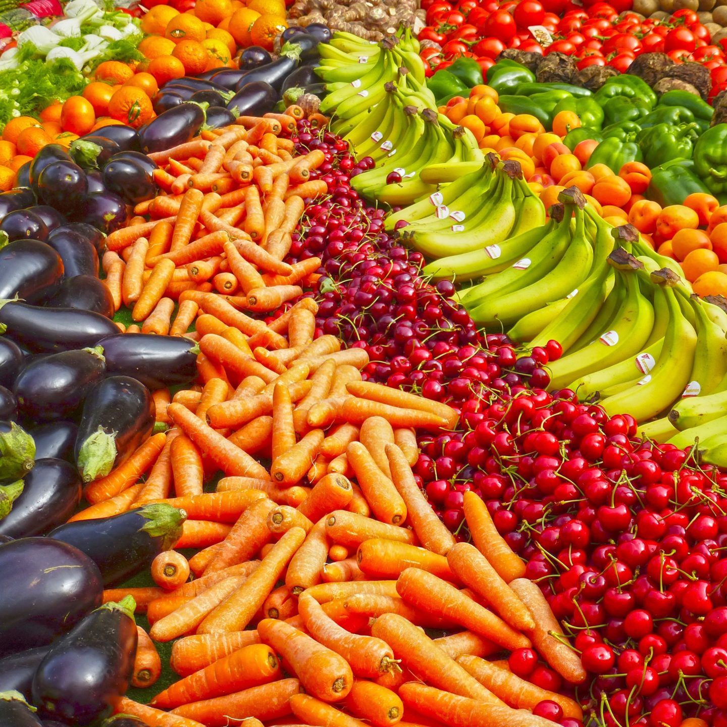 How plant breeding technologies could make fruits and vegetables more exciting to eat
